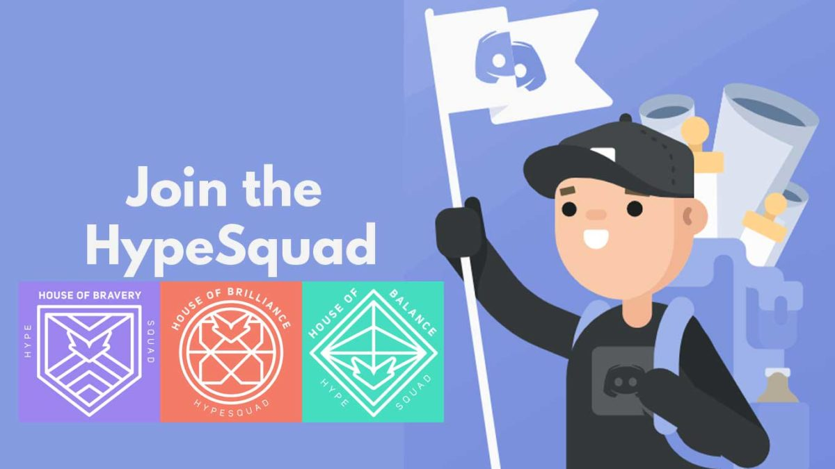 How to Get Discord HypeSquad Badge? Join the HypeSquad – Discord