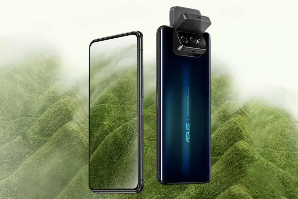 Asus Zenfone 7 and 7 Pro appear with 90Hz OLED Display and Triple flip camera