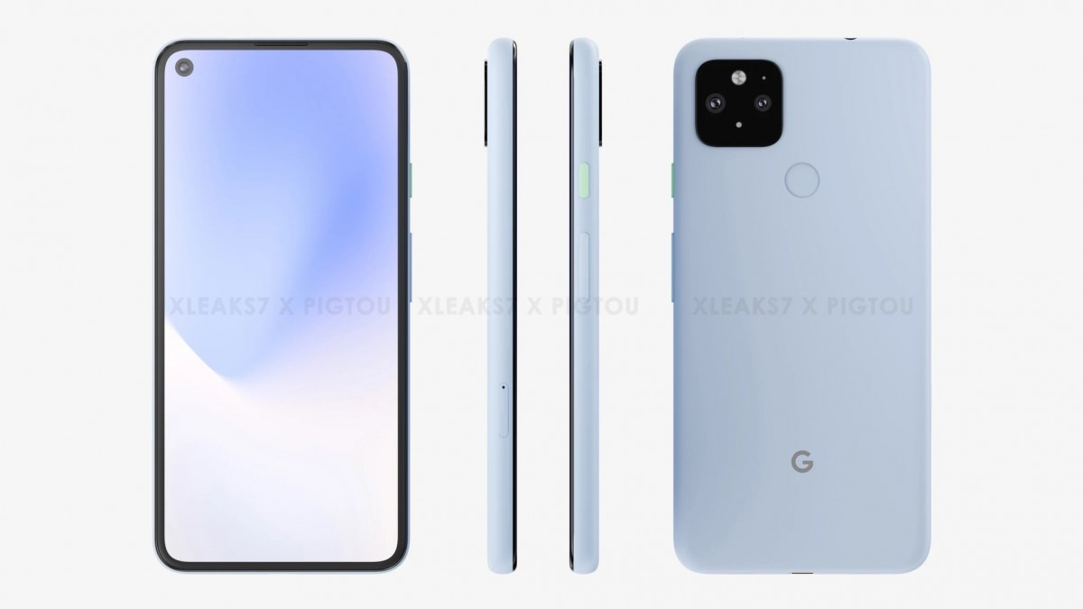Reportedly, Google Pixel 5a appear on AOSP for the very first time