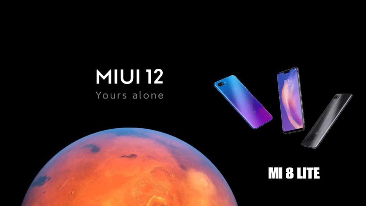 Download and Install Xiaomi Mi 8 Lite Stock Rom (Firmware, Flash File)
