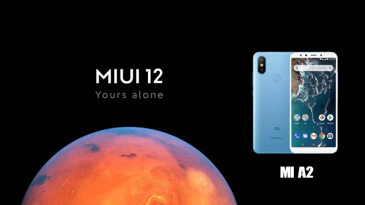 Download and Install Xiaomi Mi A2 Stock Rom (Firmware, Flash File)