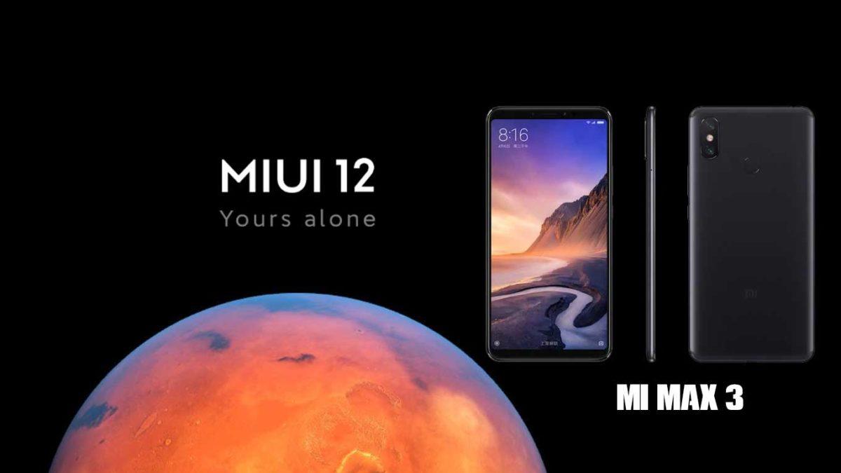 Download and Install Xiaomi Mi Max 3 Stock Rom (Firmware, Flash File)