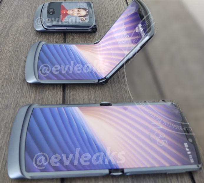 Motorola Razr 5G surfaced online with key specification and more