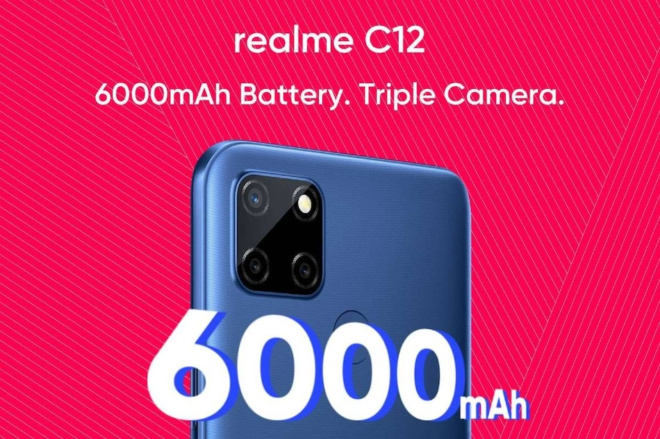 Realme C12 Scheduled to launch in India on August 8th -Know More