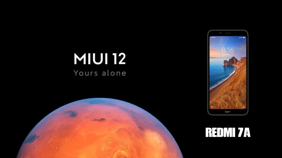 Download and Install Xiaomi Redmi 7A Stock Rom (Firmware, Flash File)