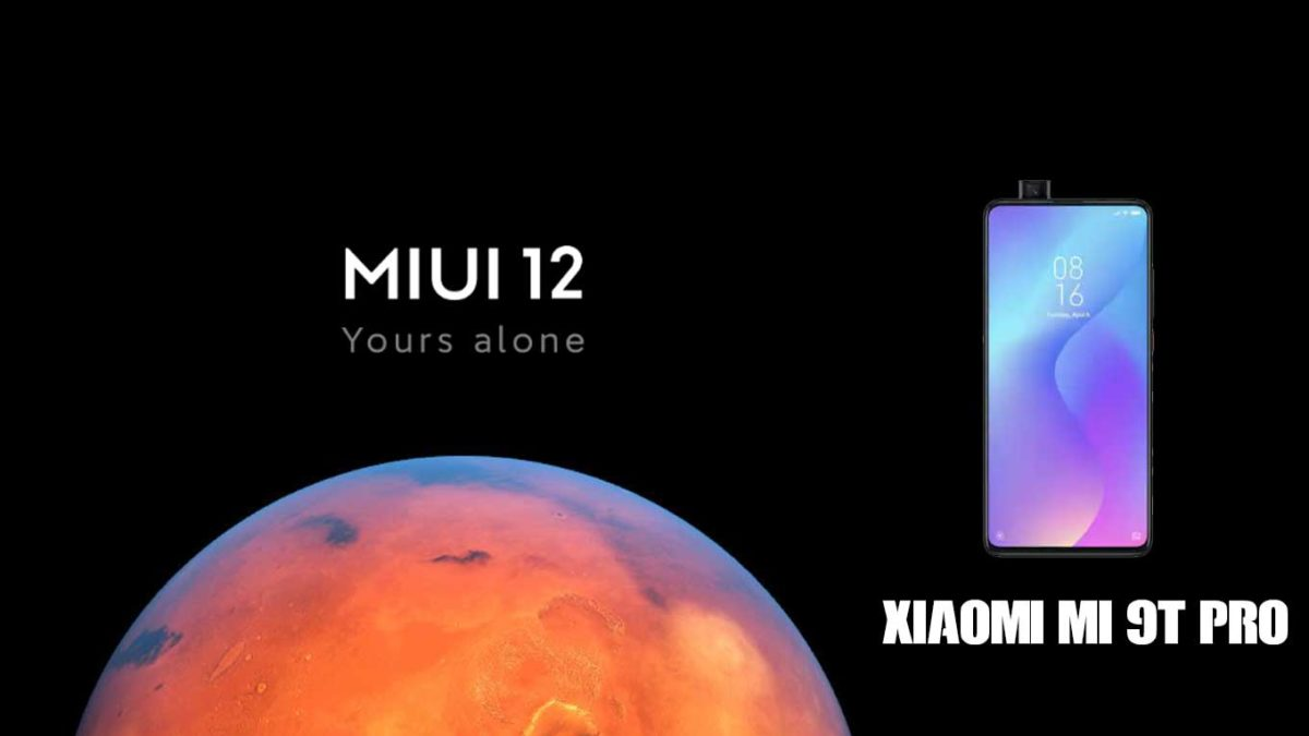 Download and Install Xiaomi Mi 9T Pro Stock Rom (Firmware, Flash File)