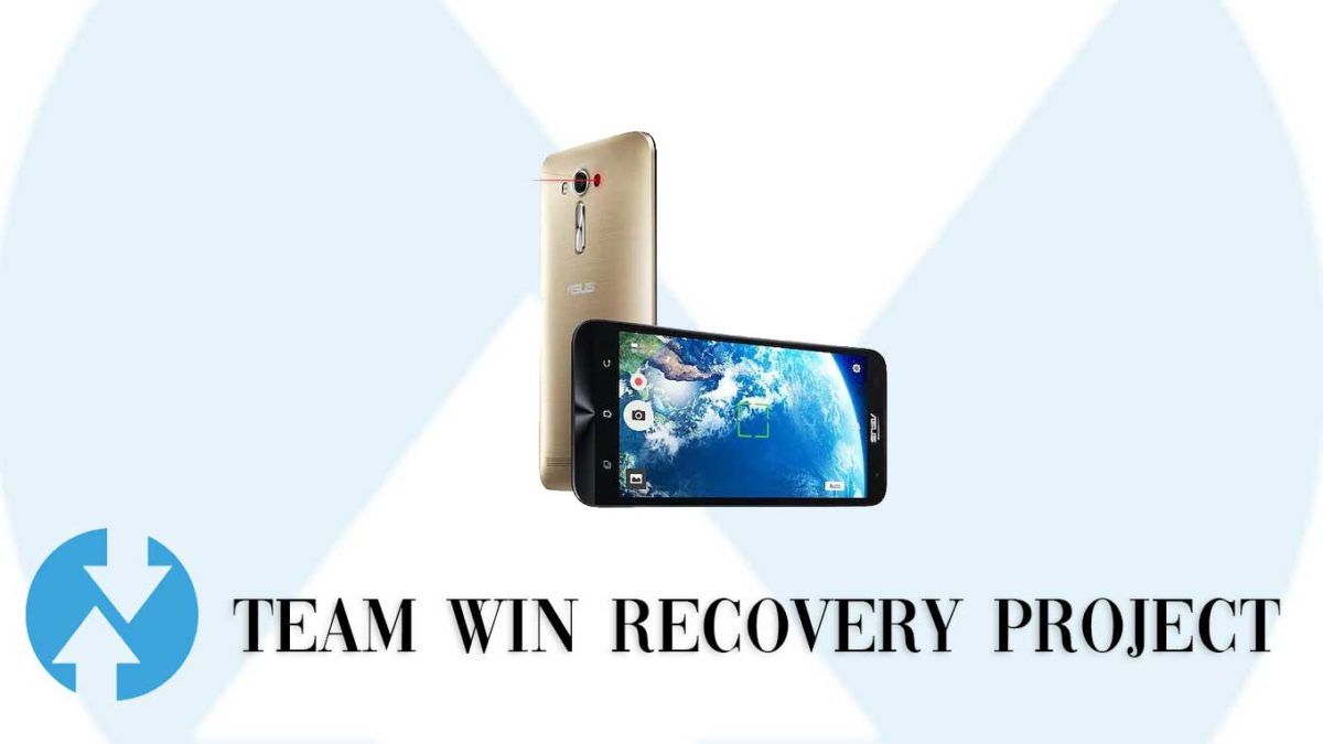 How to Install TWRP Recovery and Root ZenFone 2 Laser 720p   Guide