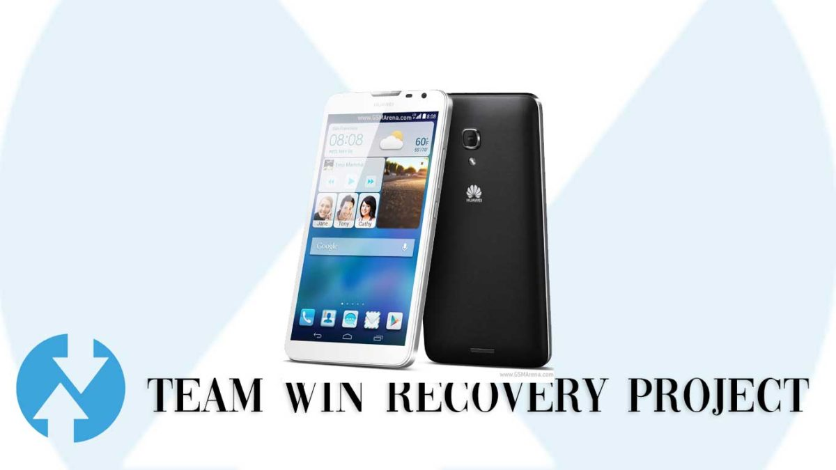 How to Install TWRP Recovery and Root Huawei Ascend Y550 | Guide