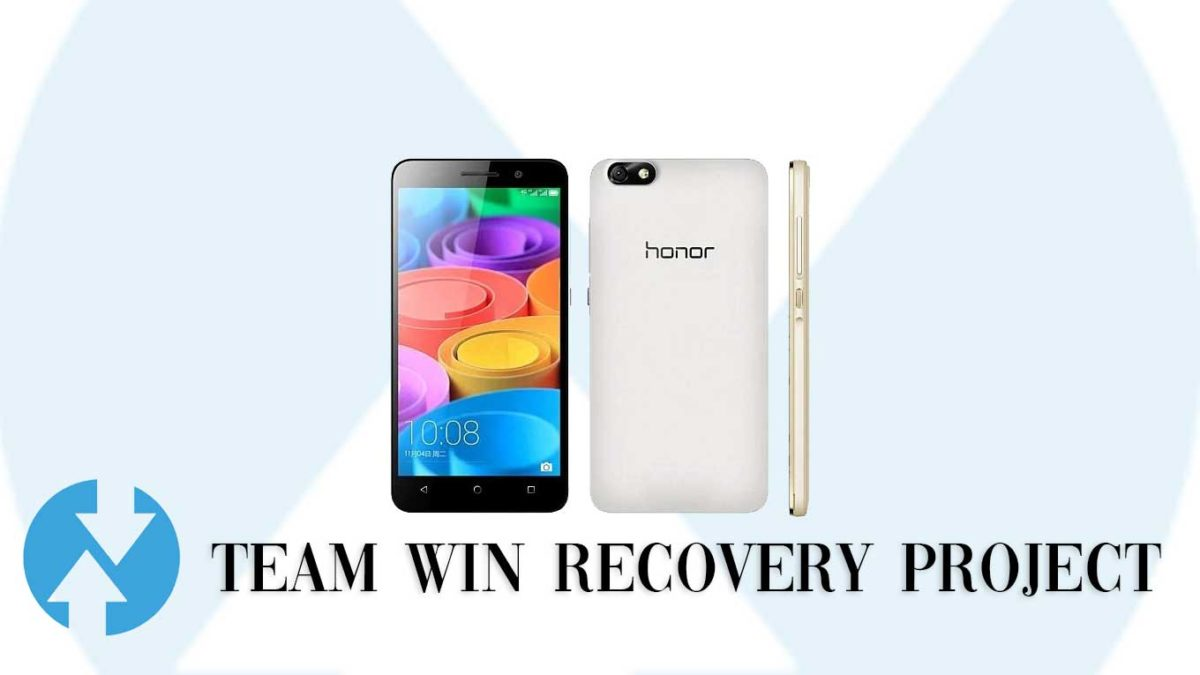 How to Install TWRP Recovery and Root Huawei Honor 4X | Guide
