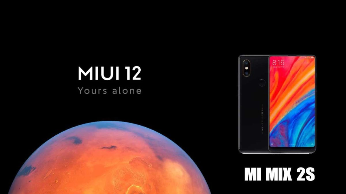 Download and Install Xiaomi Mi Mix 2S Stock Rom (Firmware, Flash File)
