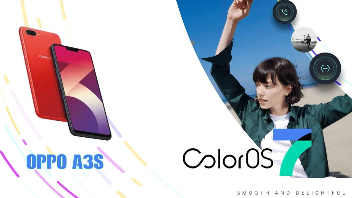 Download and Install Oppo A3S CPH1803 Stock Rom (Firmware, Flash File)