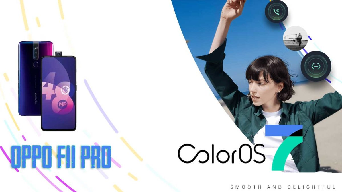 Download and Install Oppo F11 Pro CPH1909 Stock Rom (Firmware, Flash File)
