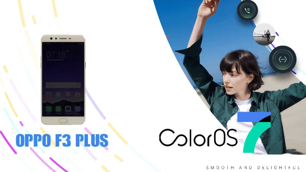 Download and Install Oppo F3 Plus CPH1613 Stock Rom (Firmware, Flash File)