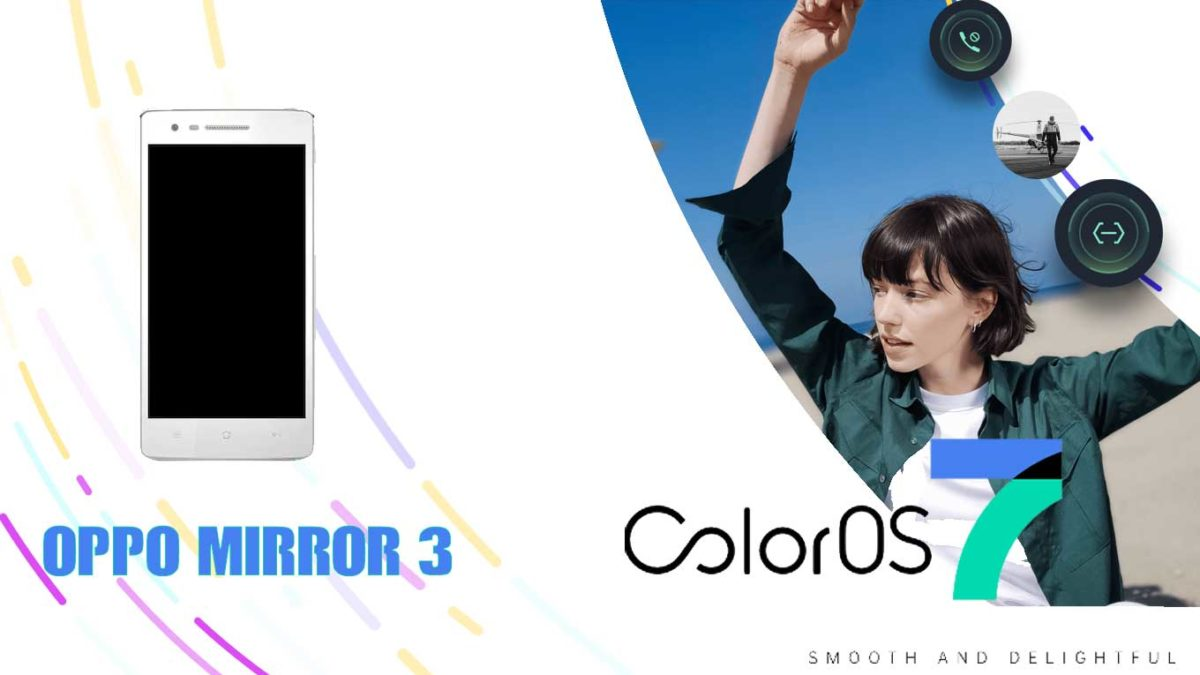 Download and Install Oppo Mirror 3 R3001 Stock Rom (Firmware, Flash File)