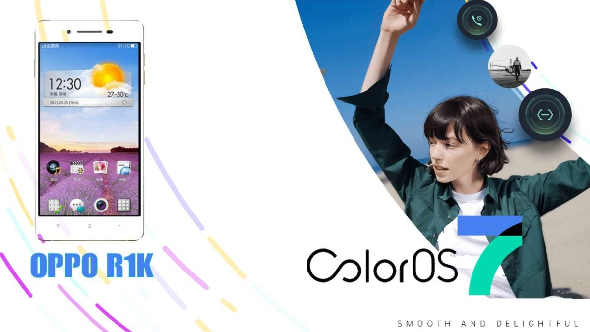 Download and Install Oppo R1K R8001 Stock Rom (Firmware, Flash File)