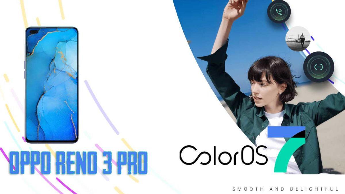 Download and Install Oppo Reno 3 Pro 5G PCRM00 Stock Rom (Firmware, Flash File)