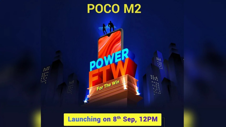 Poco M2 to have an Full HD+ display and 6GB of Ram, Confirmed ahead of officially launched