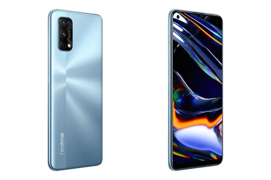 Realme 7 and Realme 7 pro launched in India with Quad camera and punch-hole camera