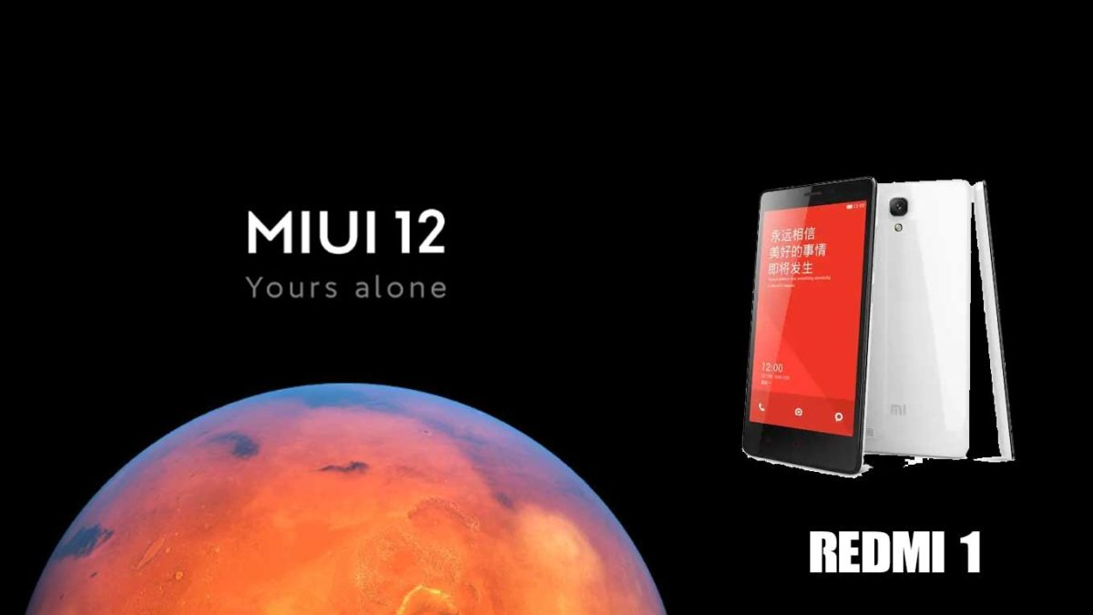 Download and Install Xiaomi Redmi 1 Stock Rom (Firmware, Flash File)