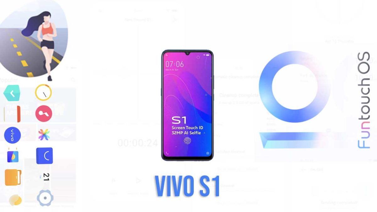 Download and Install Vivo S1 PD1913F Stock Rom (Firmware, Flash File)