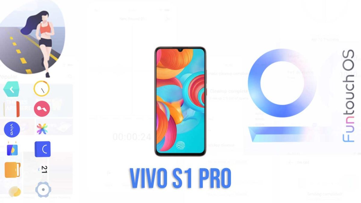 Download and Install Vivo S1 Pro PD1832 Stock Rom (Firmware, Flash File)