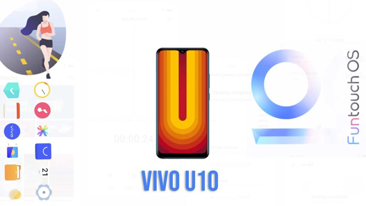 Download and Install Vivo U10 PD1928F Stock Rom (Firmware, Flash File)