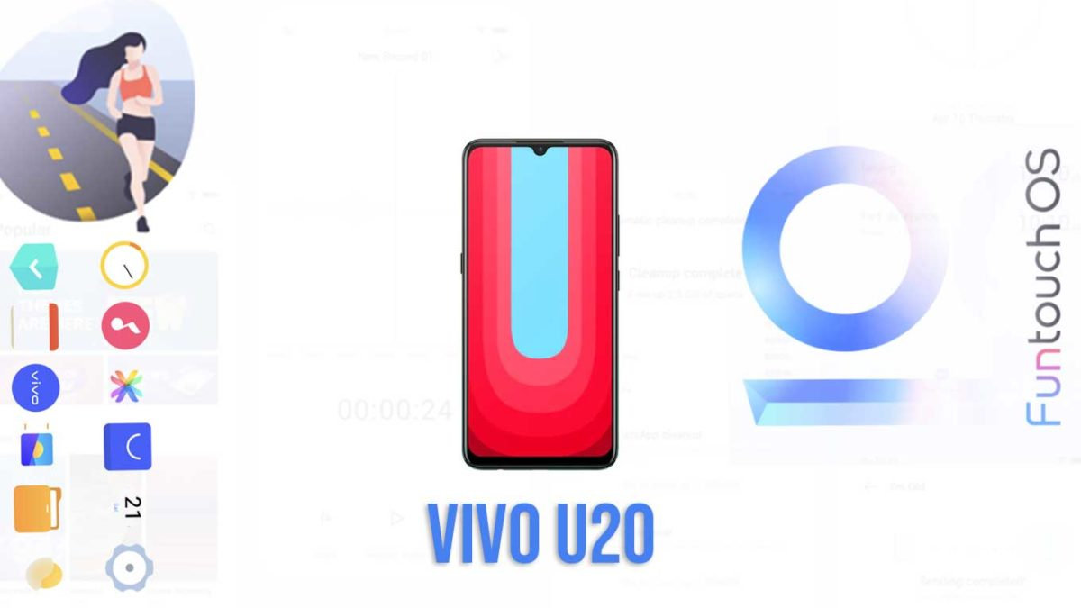 Download and Install Vivo U20 PD1941F Stock Rom (Firmware, Flash File)