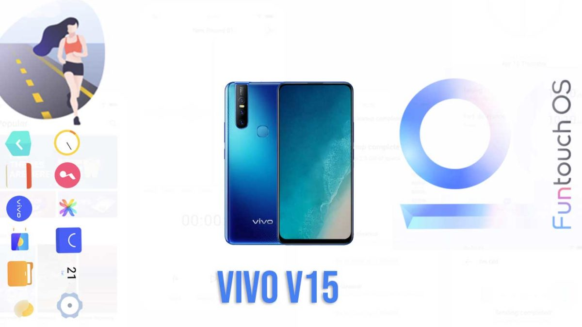 Download and Install Vivo V15 PD1831F Stock Rom (Firmware, Flash File)a