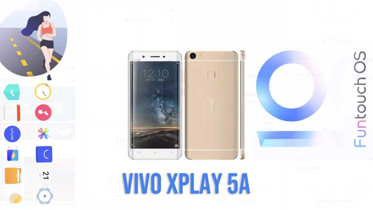 Download and Install Vivo XPlay 5A PD1522A Stock Rom (Firmware, Flash File)
