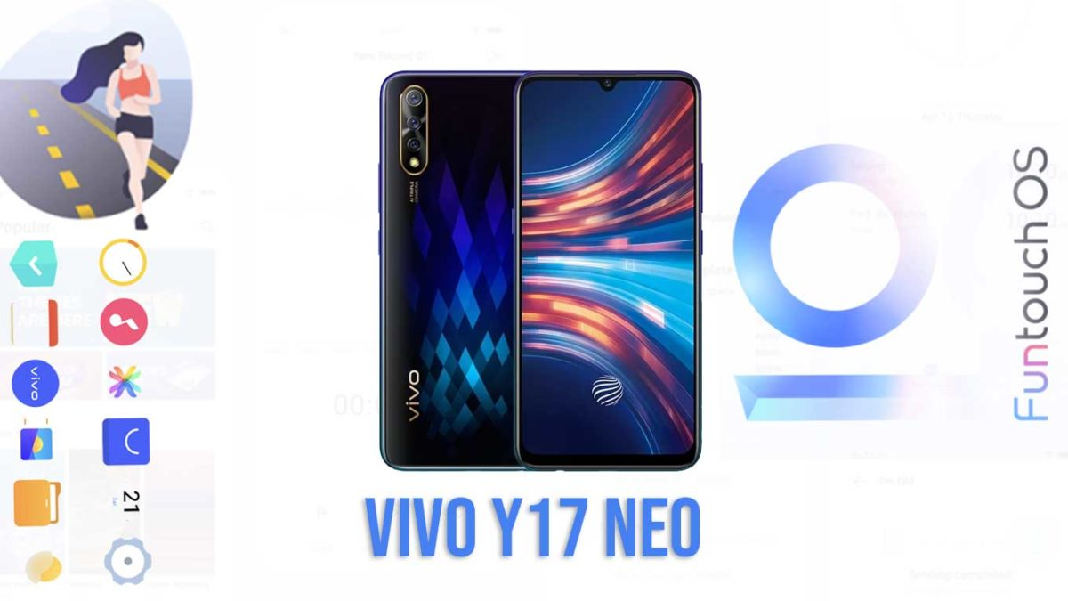 Download and Install Vivo Y17 Neo PD1913F Stock Rom (Firmware, Flash File)
