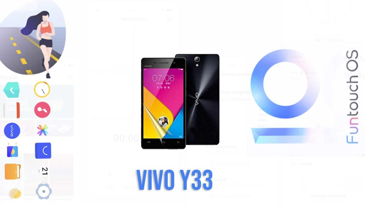 Download and Install Vivo Y33 PD1422L Stock Rom (Firmware, Flash File)