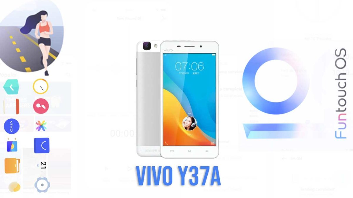 Download and Install Vivo Y37A PD1503 Stock Rom (Firmware, Flash File)
