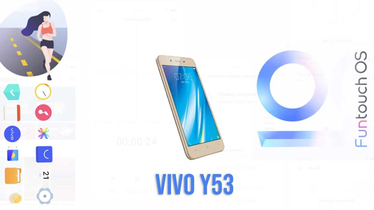 Download and Install Vivo Y53 PD1628F Stock Rom (Firmware, Flash File)