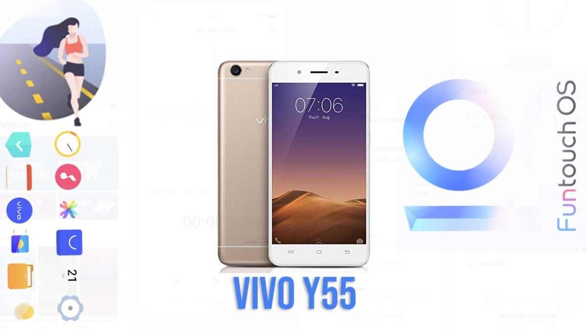Download and Install Vivo Y55 PD1613F Stock Rom (Firmware, Flash File)