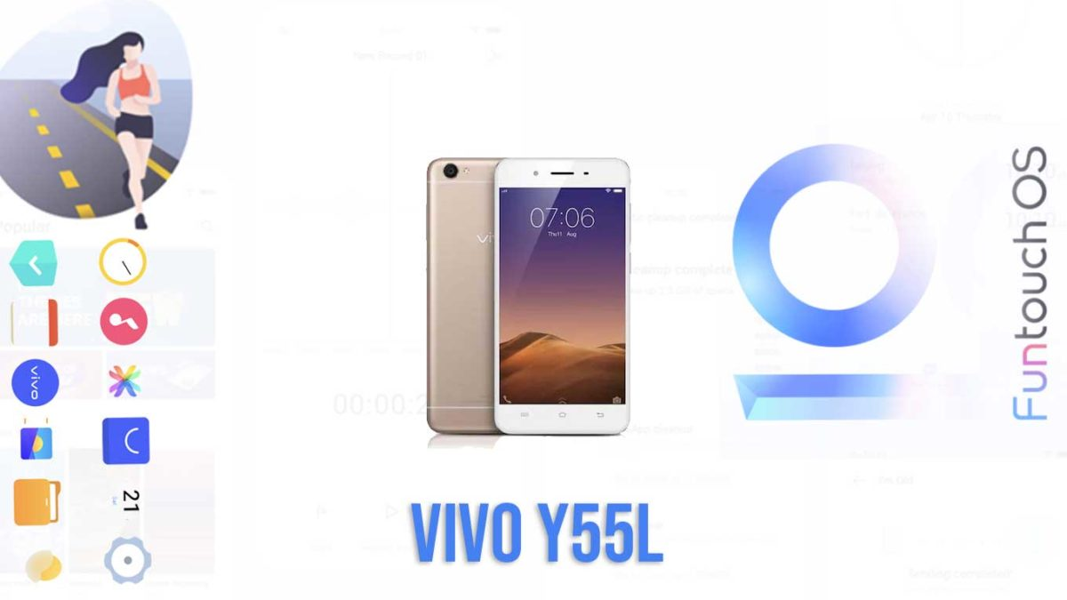 Download and Install Vivo Y55l PD1613F Stock Rom (Firmware, Flash File)