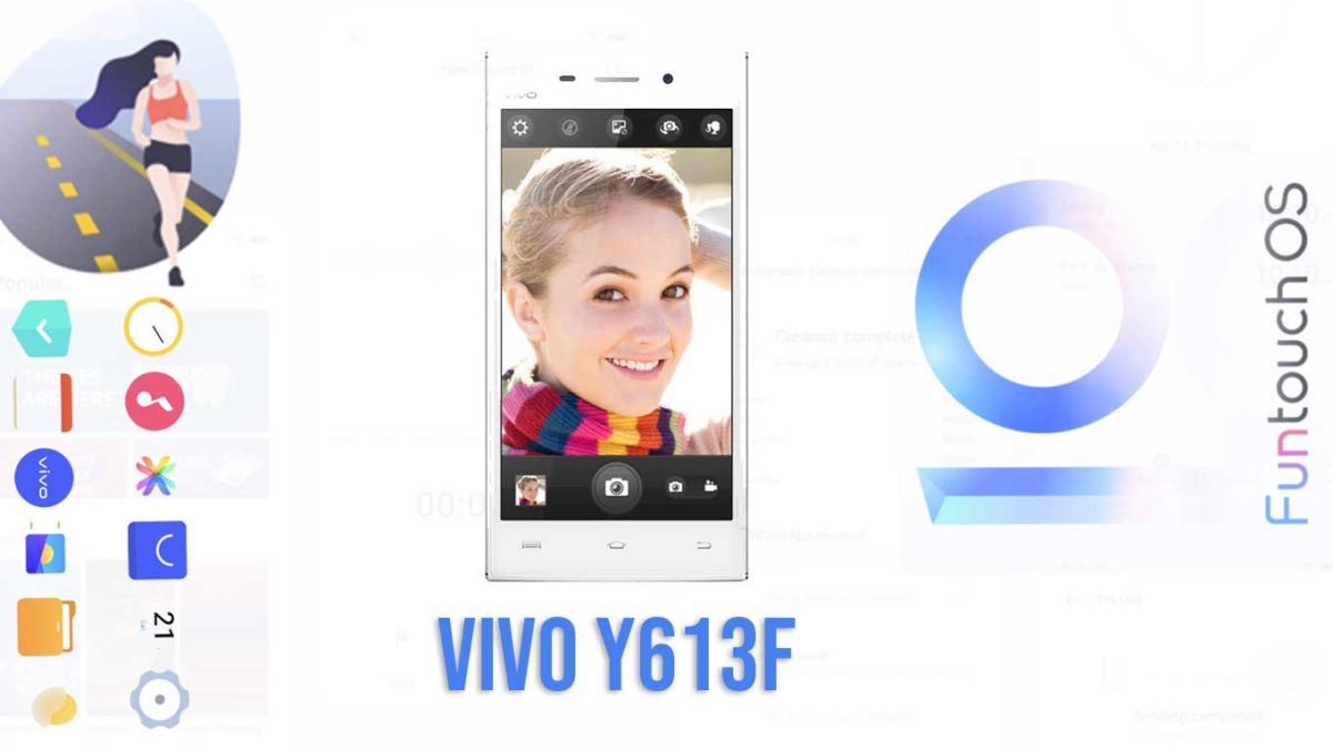 Download and Install Vivo Y613F PD1304CF Stock Rom (Firmware, Flash File)