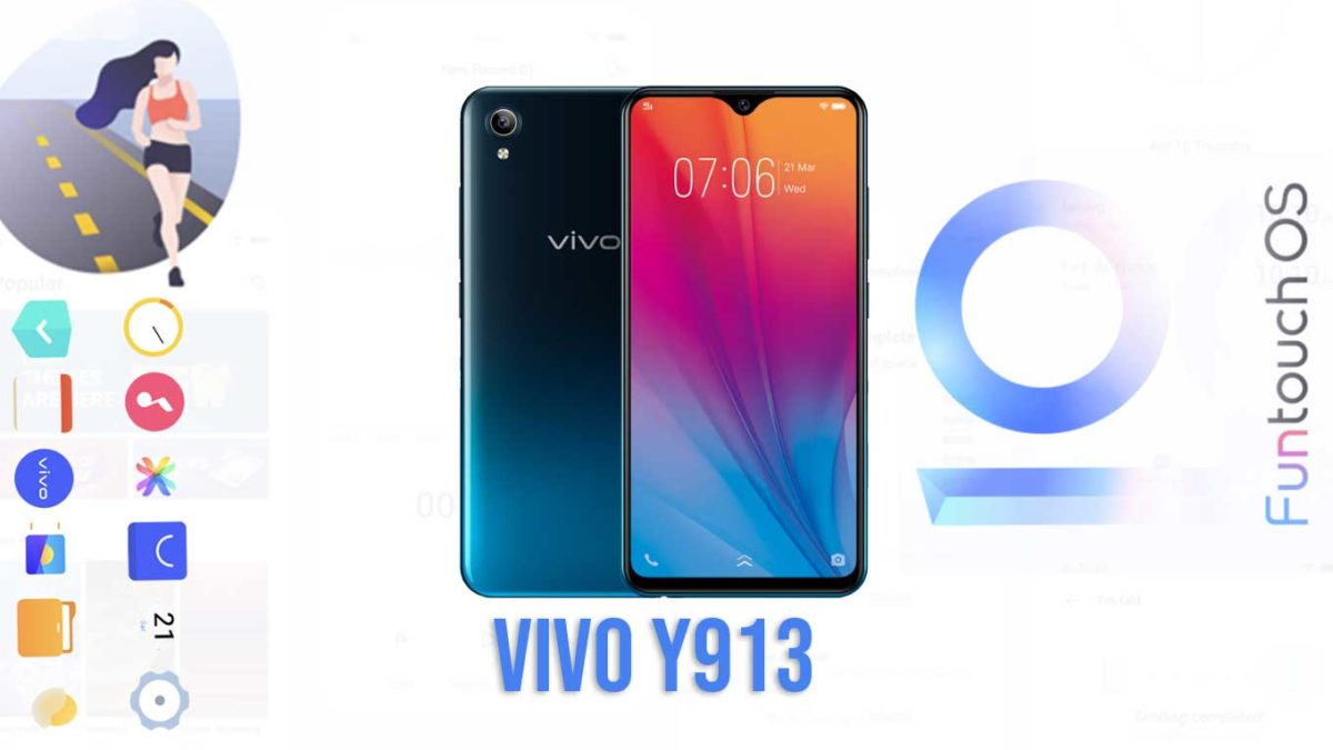Download and Install Vivo Y913 PD1304CV Stock Rom (Firmware, Flash File)