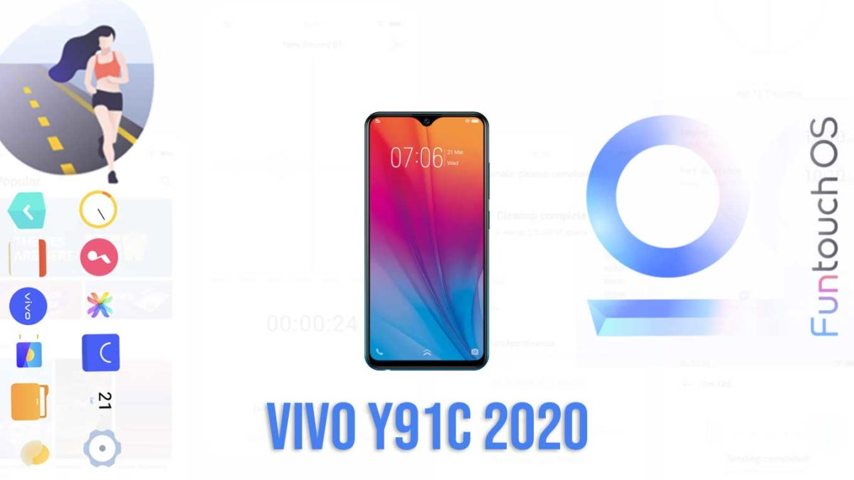 Download and Install Vivo Y91C PD1818HF Stock Rom (Firmware, Flash File)