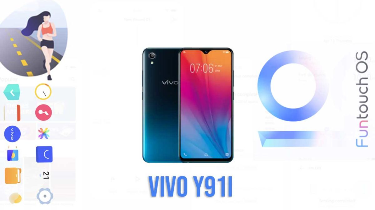 Download and Install Vivo Y91i PD1818GF Stock Rom (Firmware, Flash File)