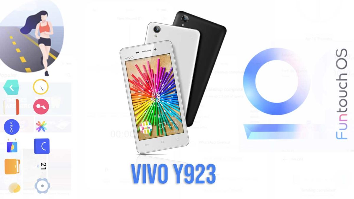 Download and Install Vivo Y923 PD1419V Stock Rom (Firmware, Flash File)