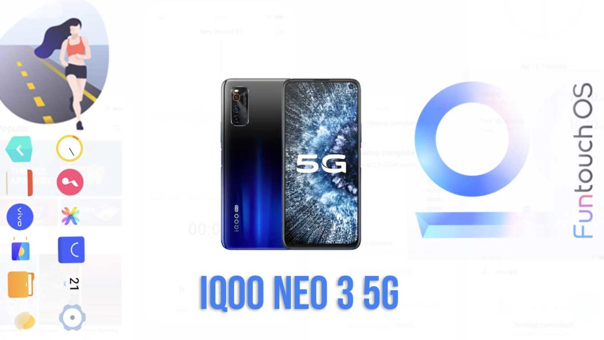 Download and Install Vivo iQoo 3 5G PD1955F Stock Rom (Firmware, Flash File)