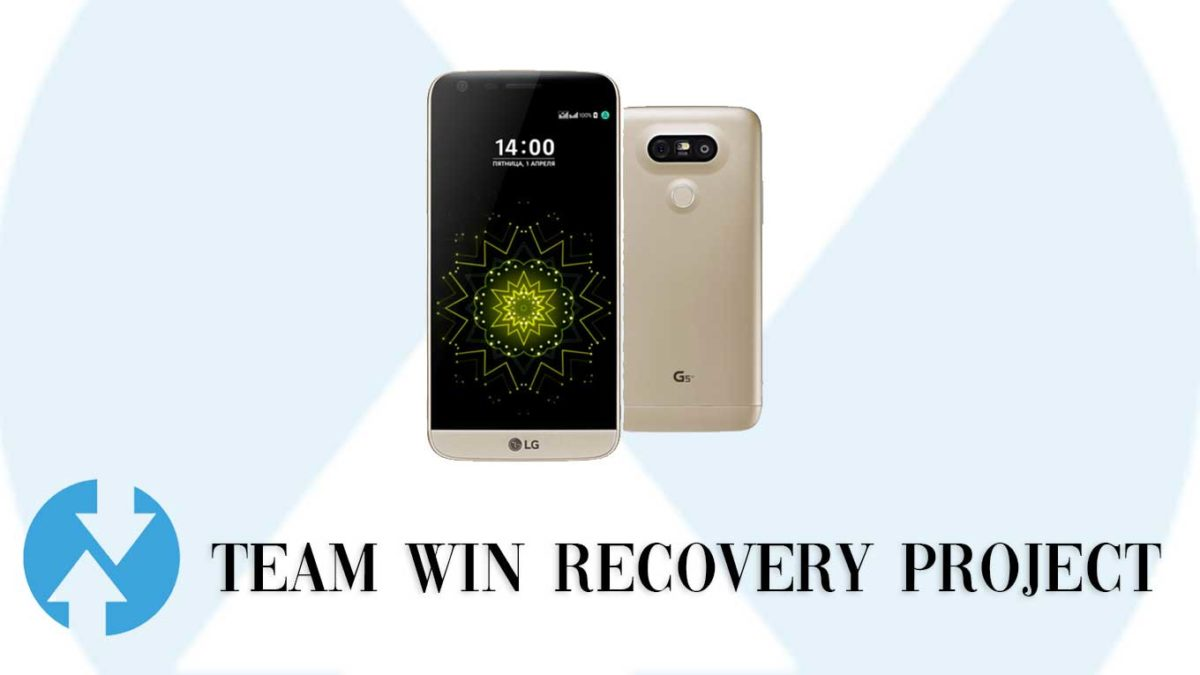 How to Install TWRP Recovery and Root LG G5 SE International   Guide