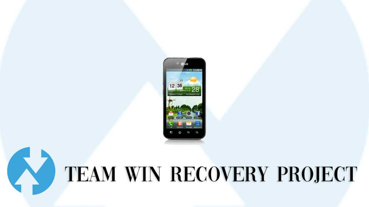 How to Install TWRP Recovery and Root LG Optimus Black | Guide