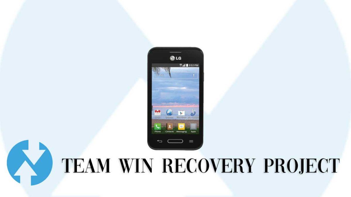 How to Install TWRP Recovery and Root LG Optimus Fuel   Guide