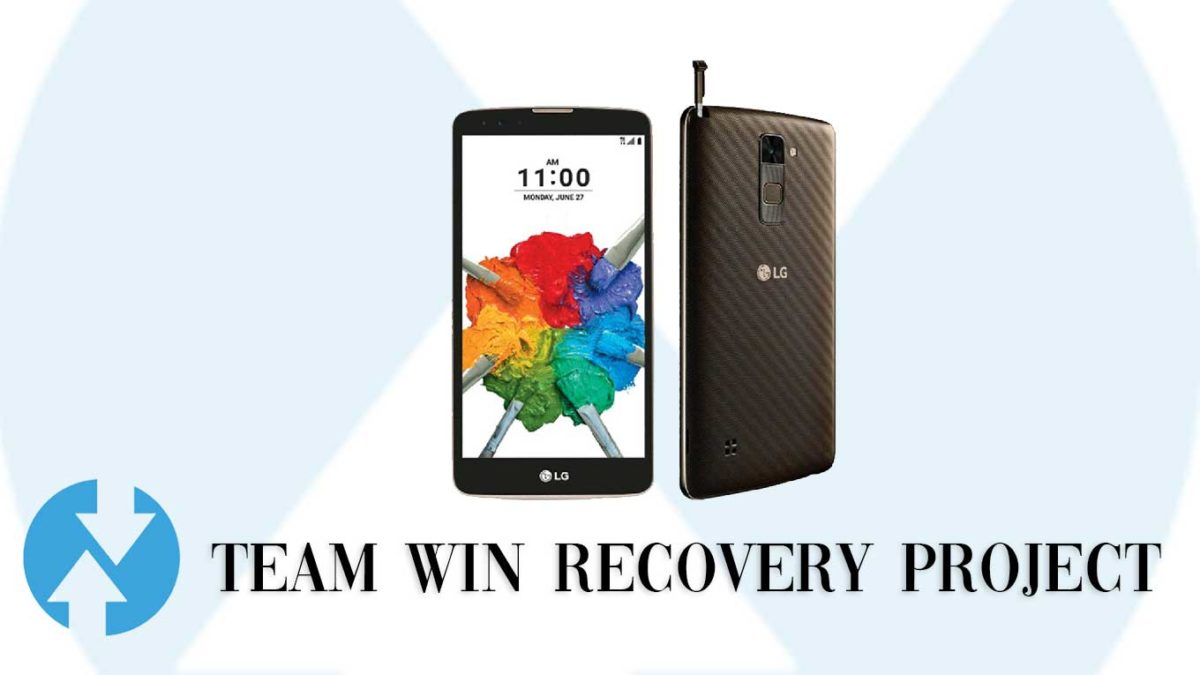 How to Install TWRP Recovery and Root LG Stylo 2 Plus | Guide