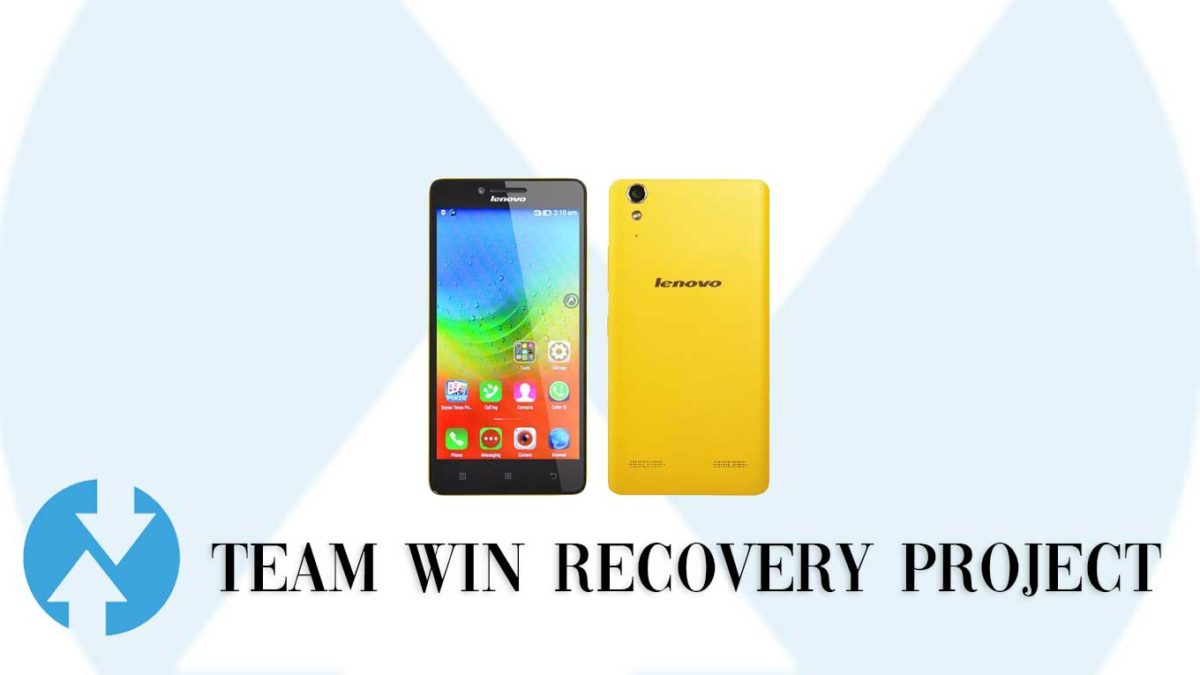 How to Install TWRP Recovery and Root Lenovo K30-T | Guide