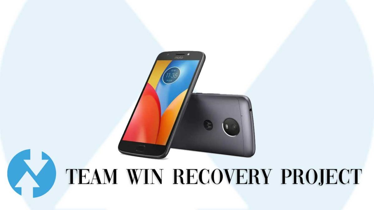How to Install TWRP Recovery and Root Motorola Moto E4 Plus   Guide