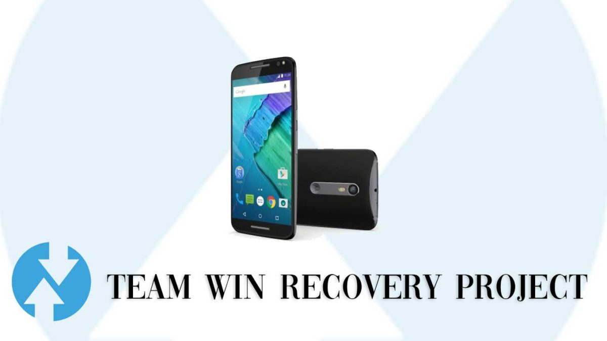 How to Install TWRP Recovery and Root Motorola Moto X 2015 Pure   Guide