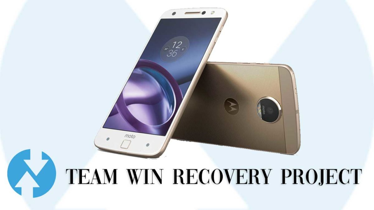 How to Install TWRP Recovery and Root Motorola Moto Z 2016   Guide