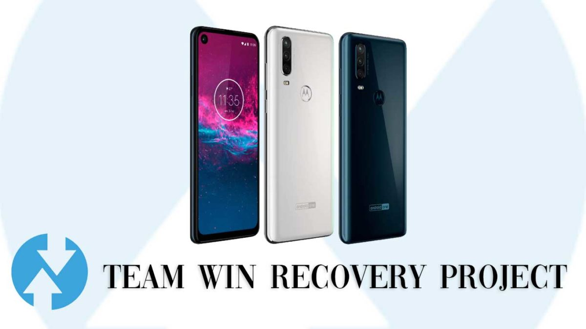 How to Install TWRP Recovery and Root Motorola One Action | Guide